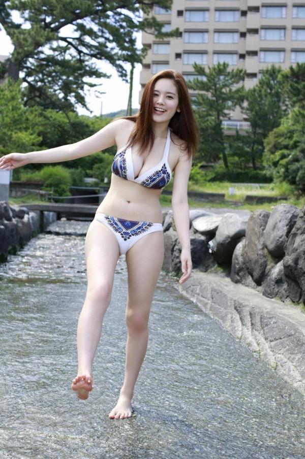グラビアアイドル 筧美和子(かけいみわこ)美白の巨乳が眩しい水着エロ画像60枚 アイコラ ヌード おっぱい お尻 エロ画像022a.jpg