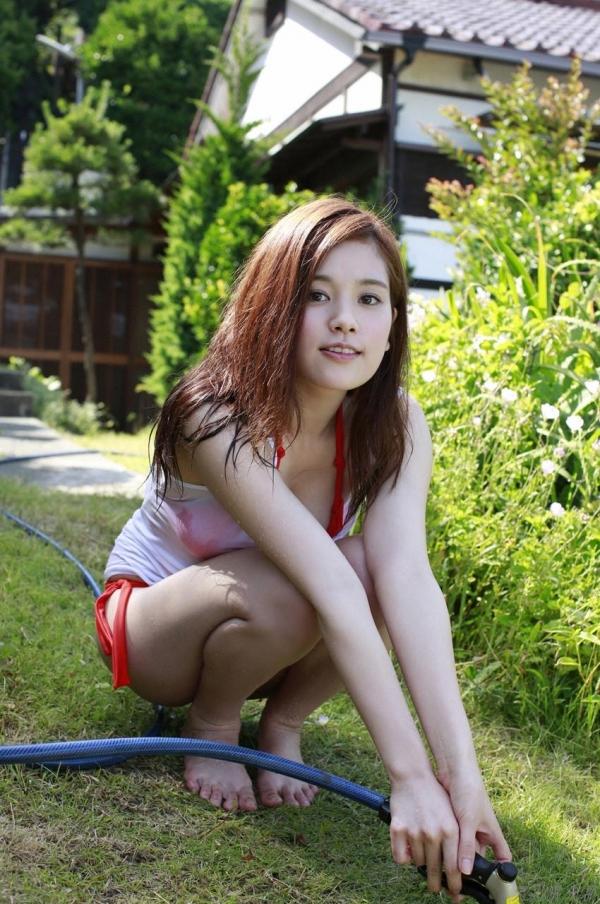 グラビアアイドル 筧美和子(かけいみわこ)Hカップ爆乳!水着グラビア画像60枚 アイコラ ヌード おっぱい お尻 エロ画像030a.jpg
