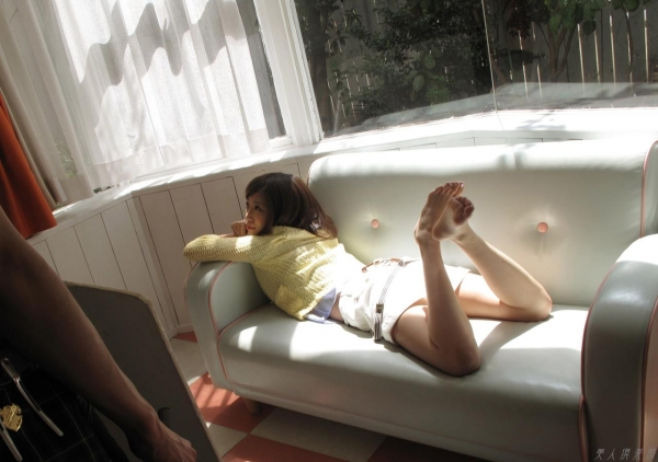 AV女優 大島彩|スレンダー美乳ギャルエロ画像85枚 無修正 ヌード クリトリス エロ画像b005a.jpg