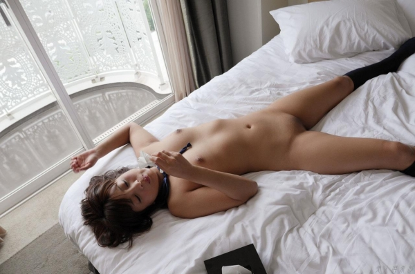 AV女優 桜木郁 パイパン美少女セックス画像100枚 まんこ  無修正 ヌード クリトリス エロ画像100a.jpg