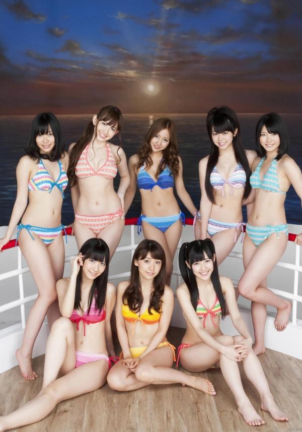 アイドル AKB48 横山由依 皆と一緒の高画質な水着画像など65枚 アイコラ ヌード おっぱい お尻 エロ画像b001a.jpg
