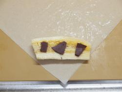 ナツメグ風味バナナ揚げ春巻y06