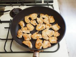 鶏むね肉南蛮漬け13