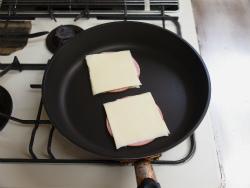焼きチーズトースト04