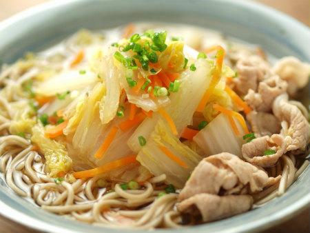 白菜蕎麦17