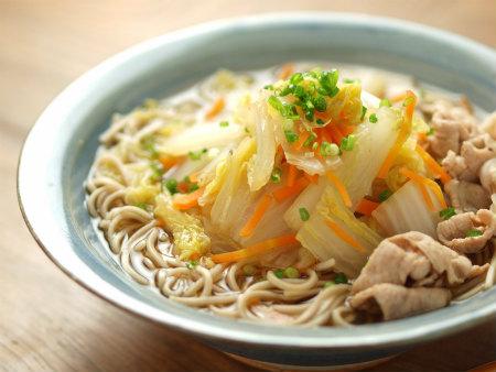 白菜蕎麦16