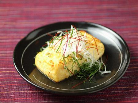 豆腐味噌漬け、焼き22