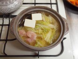 鶏むね肉鍋13