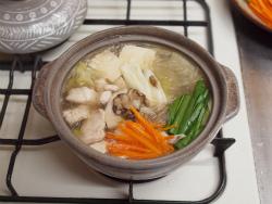鶏むね肉鍋14