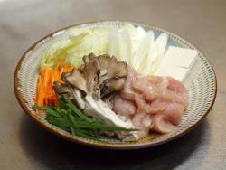 鶏むね肉鍋16
