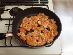 鶏むね肉焼き肉10