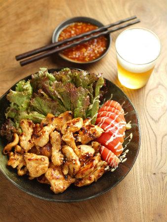 鶏むね肉焼き肉29