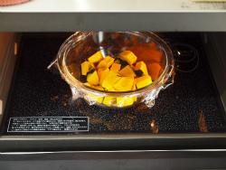 鶏とかぼちゃのさっぱりグラタン06