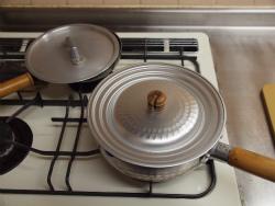 煮汁の再利用、白菜煮07