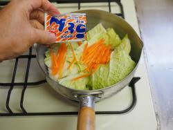 白菜煮込み和風ラーメン04