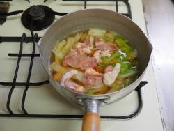 白菜煮込み和風ラーメン10