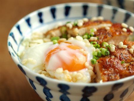 トステーキ丼21