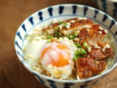 トステーキ丼25