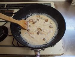 豆乳クリームスープパスタ26