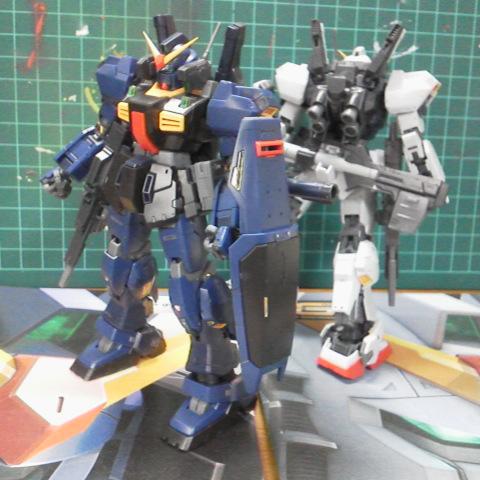 Mk-2仮完成
