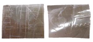 偏光板工作例 抽象 偏光板