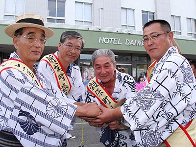 平成25年度土崎港曳山祭り その他撮影 4町内演芸競演2