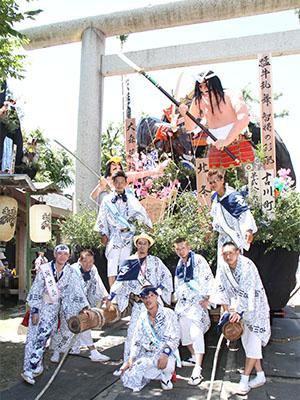 平成25年度土崎港曳山祭り その他撮影 古川町1