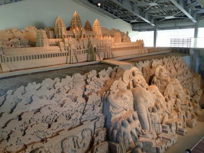 鳥取遠征 砂の美術館2