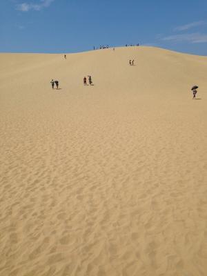 鳥取遠征 鳥取砂丘2