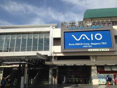 松本駅(長野)