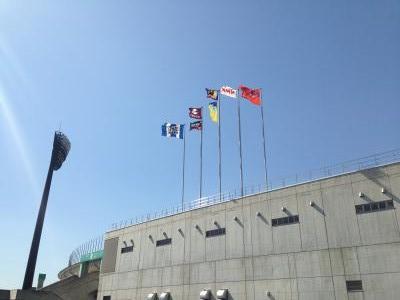 熊谷スポーツ文化公園陸上競技場1