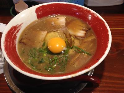 麺王 徳島ラーメン2