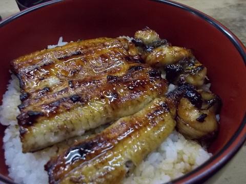 鰻丼+からくり
