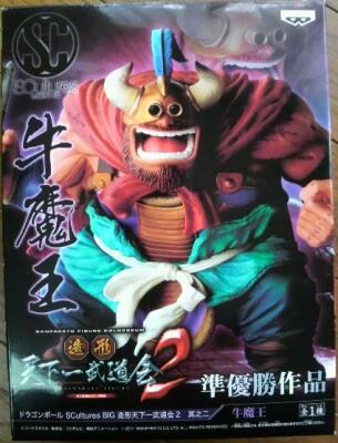 """ドラゴンボール SCultures BIG 造形天下一武道会2 其之ニ""""牛魔王"""""""
