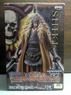 ワンピースDXフィギュア~THE GRANDLINE MEN~vol.0-Ⅱ「シキ」.JPG