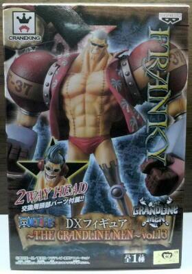 ONEPIECE DXフィギュア~THE GRANDLINE MEN~.vol.13「フランキー」