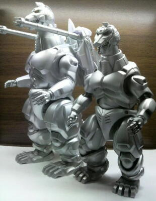 S.H.MonsterArts & The特撮collection