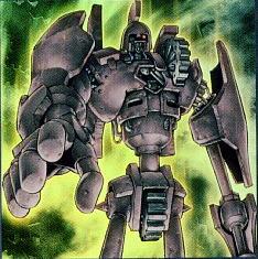 初見でなんとなくラピュタのロボット兵っぽいと思いました