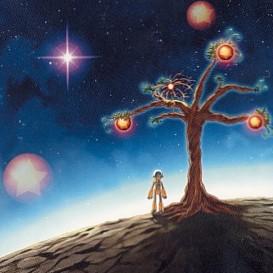 星光よりも銀河の光の方が使い易かった。ただそれだけのことです