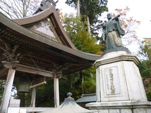 日蓮聖人像blog01