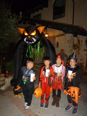 Trick or treat 4