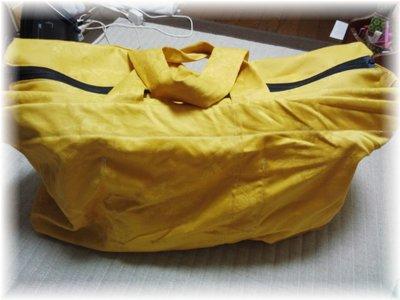 織り機の袋