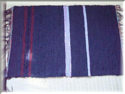 二重織り表