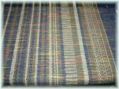 最後の織り