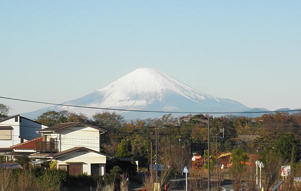 20141207富士山