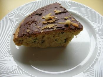 ヨモギのパンケーキ
