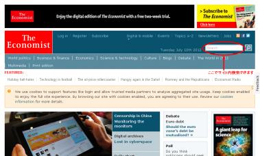 The Economist   World News  Politics  Economics  Business   Finance