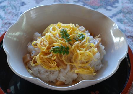筍寿司16