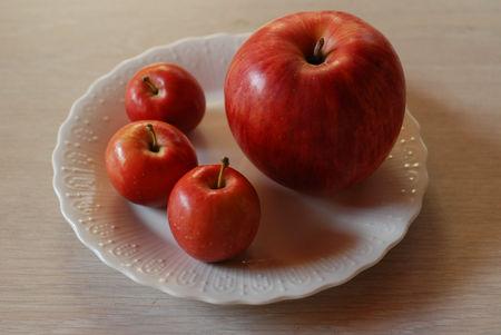 可愛やりんご21