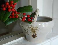 ヒイラギと花瓶2-1